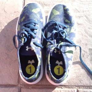 Under Armour Shoes - Brand new Under Armour sneakers.